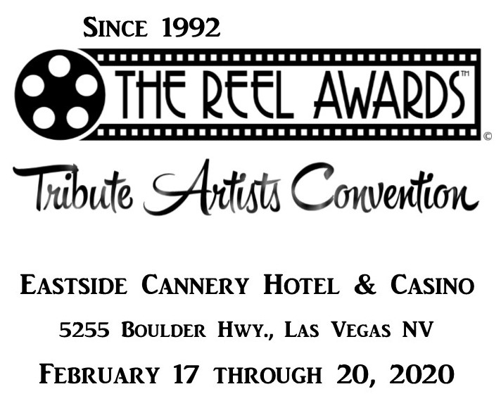 The Reel Awards and Tribute Artists Convention Logo